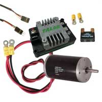 AndyMark Talon Add a Motor Package