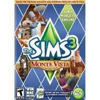 Electronic Arts Sims 3: Monte Vista (PC)