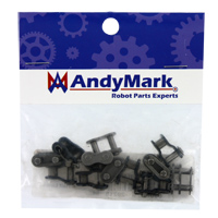 AndyMark Assorted Links for #35 Chain Master Links Half Links (am-2394)
