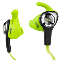 Monster iSport Intensity In-Ear Headphones - Green