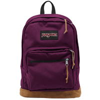 Jansport Right Pack - Berrylicious Purple