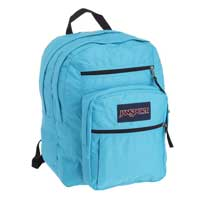 Jansport Big Student Standard Backpack - Mammoth Blue
