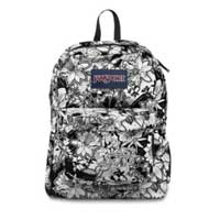 Jansport High Stakes Standard Backpack - Crayon Flower