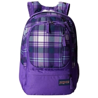 Jansport Air Cure - Purple Night Preston Plaid
