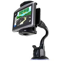 Bracketron Universal GPS Grip-iT Windshield Mount
