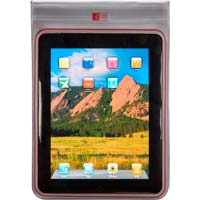Case Logic Water Resistant Tablet Case Clear