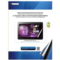 Green Onions Supply Glossy Anti-Fingerprint Screen Protector for Samsung Galaxy Tab 10.1""