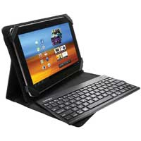 "Kensington KeyFolio Pro 2 Universal Case for Tablets 10"" Black"