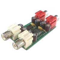 Nightfire Stereo Audio Amplifier Kit