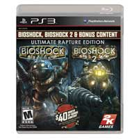 Take Two BioShock: Ultimate Rapture Edition (PS3)
