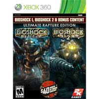 Take Two BioShock: Ultimate Rapture Edition (Xbox 360)