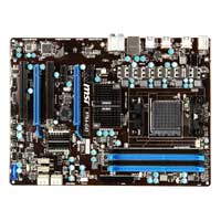 MSI 970A-G43 Socket AM3+ 970 ATX AMD Motherboard