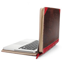 "Twelve South LLC BookBook Case for MacBook Pro 15"" - Red"
