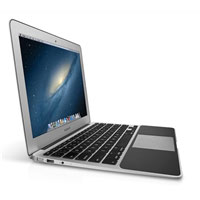 "Twelve South LLC SurfacePad Air for MacBook Air 11"" - Black"