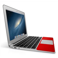 "Twelve South LLC SurfacePad Air for MacBook Air 11"" - Red"