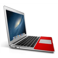 "Twelve South LLC SurfacePad Air for Macbook Air 13"" - Red"
