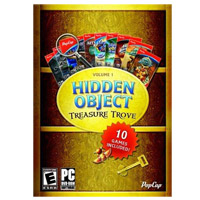 Popcap Hidden Object Collection: Treasure Trove Vol. 1 (PC)