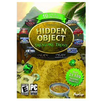 Popcap Hidden Object Collection: Treasure Trove Vol. 2 (PC)