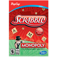 Popcap Scrabble and Monopoly