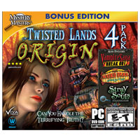 Encore Software Twisted Lands: Origin Bonus 4-Pack (PC)
