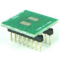 Karlsson SSOP-16 to DIP-16 SMT Adapter