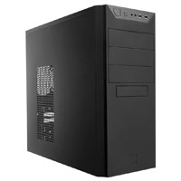Antec VSK-4000E ATX Mid-Tower Computer Case - Black