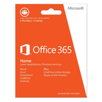 Microsoft Office 365 Home Premium Medialess