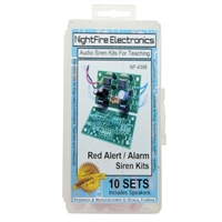 Nightfire Red Alert Alarm Kit