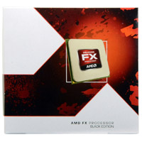 AMD FX 4130 Black Edition 3.8GHz Quad-Core Socket AM3+ Boxed Processor