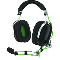 Razer BlackShark Headphones - Black