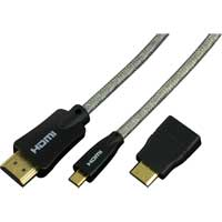 GE 6' HDMI® Mobility Kit