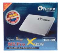 "Plextor PX-128M5Pro Xtreme 128GB SATA 6.0Gb/s 2.5"" Internal Solid State Drive (SSD) with Marvell 88SS9187 Controller"