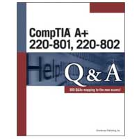Cengage Learning COMPTIA A+ 220-801 220802