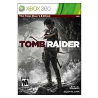 Square Enix Tomb Raider: The Final Hours Edition (Xbox 360)