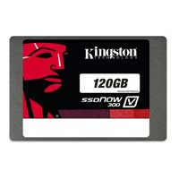"Kingston SSDNow V300 120GB SATA III 6Gb/s 2.5"" Internal Solid State Drive (SSD)"