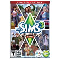 Electronic Arts The Sims 3 - University Life (PC)