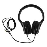 Audio Technica ATH-WS55 Solid Bass Over Ear Headphones