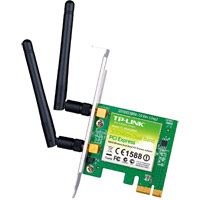TP-LINK N600 Dual Band Wireless-N PCIe Adapter