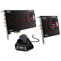 Creative Labs Sound Blaster ZxR PCIe Sound Card