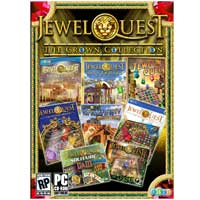 Cosmi Jewel Quest The Crown Collection (PC)