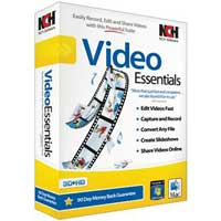NCH Software Video Essentials (PC/MAC)