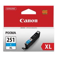Canon CLI-251 XL Cyan Ink Cartridge