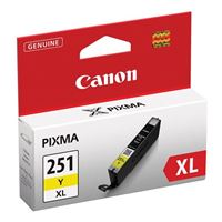 Canon CLI-251XL Yellow Ink Cartridge