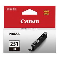 Canon CLI-251 Black Ink Cartridge