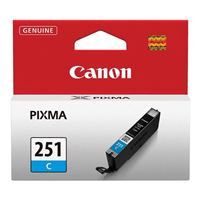 Canon CLI-251 Cyan Ink Cartridge