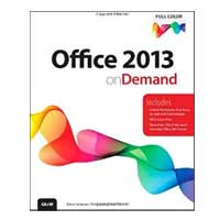 Sams OFFICE 2013 ON DEMAND