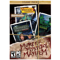 Cosmi Murder, Mystery & Mayhem (PC)