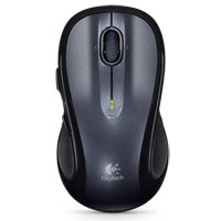 Logitech M510 Wireless Mouse Deep Blue - Refurbished