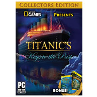 Cosmi Titanic's: Keys to the Past (PC)