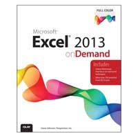 Sams EXCEL 2013 ON DEMAND